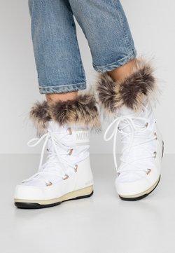 Moon Boot - MONACO LOW WP - Bottes de neige - white