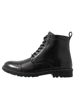 Pepe Jeans - PORTER BOOT - Schnürstiefelette - black