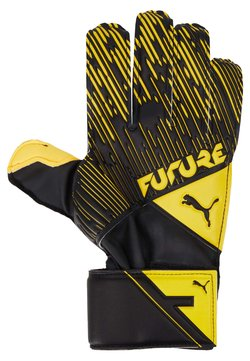 Puma - Torwarthandschuh - ultra yellow/black