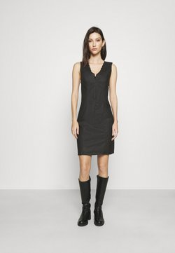 ONLY - ONLMILLA DRESS - Robe fourreau - black