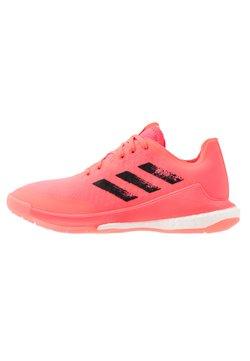 adidas Performance - CRAZYFLIGHT TOKYO - Volleyballschuh - signal pink/core black