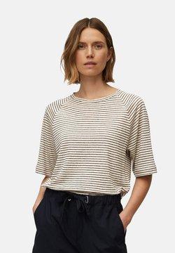 Marc O'Polo - T-Shirt print - summer taupe