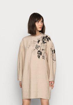 ARKET - DAY DRESS - Freizeitkleid - beige