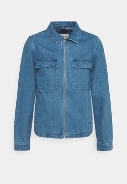 REVOLUTION - UTILITY JACKET - Giacca di jeans - blue