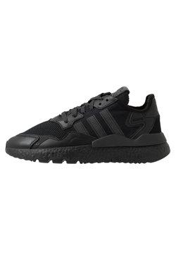 adidas Originals - NITE JOGGER - Sneaker low - core black