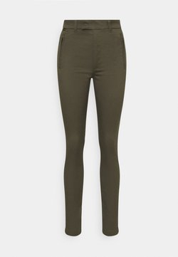 G-Star - WELD HIGH CHINO - Stoffhose - khaki