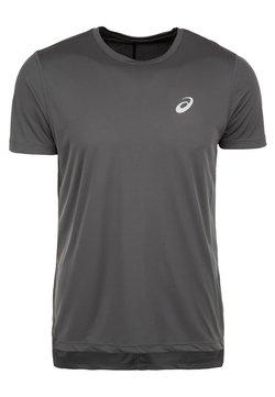 ASICS - SILVER SS - Camiseta básica - dark grey