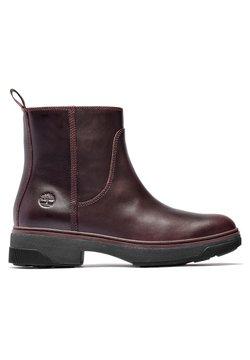 Timberland - NOLITA SKY ANKLE BOOT - Boots - burgundy full grain