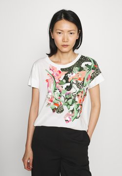 Marc Cain - T-Shirt print - off white