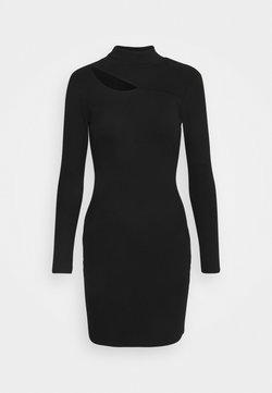 Forever New - CUT OUT DRESS - Vestido ligero - black