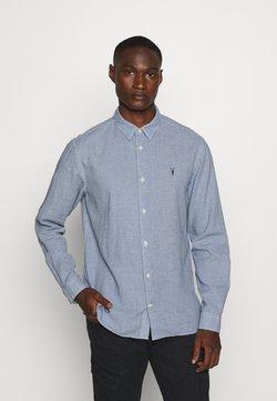 AllSaints - WOODROW  - Hemd - blue/white