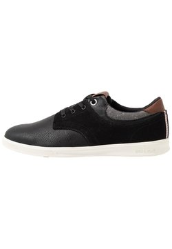 Jack & Jones - JFWSPENCER COMBO - Sneaker low - anthracite