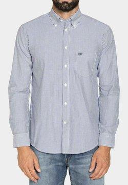 Carrera Jeans - Camicia - blu bianco