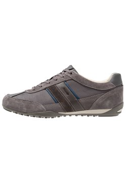 Geox - WELLS - Sneaker low - dark grey