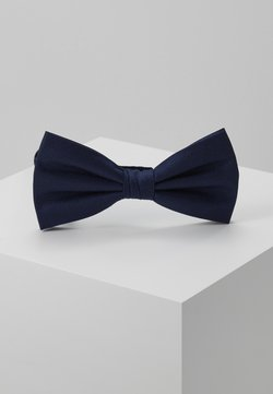 Tommy Hilfiger - SOLID OXFORD BOWTIE - Fliege - blue