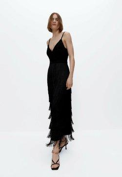 Uterqüe - Robe de soirée - black