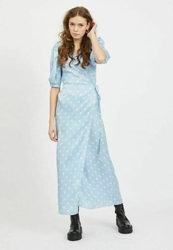Vila - Maxikleid - cashmere blue