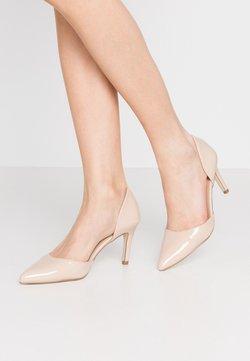 Glamorous - High Heel Pumps - nude