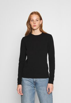 Benetton - Strikkegenser - black