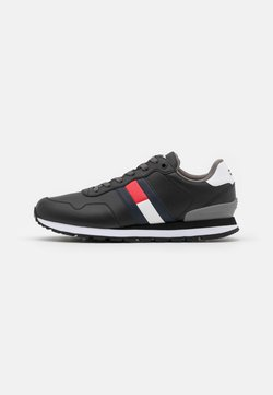 Tommy Jeans - LIFESTYLE  RUNNER - Sneaker low - black