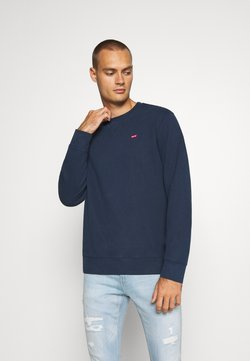 Levi's® - NEW ORIGINAL CREW UNISEX - Sweatshirt - dress blues
