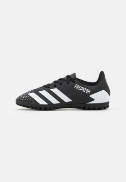 adidas Performance - PREDATOR 20.4 FOOTBALL BOOTS TURF - Voetbalschoenen voor kunstgras - core black/footwear white