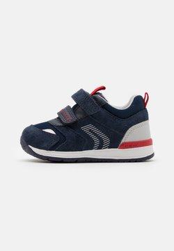 Geox - RISHON BOY - Sneaker low - navy