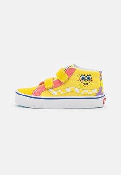 Vans - UY VANS X SPONGEBOB SK8-MID REISSUE  V - Sneakers alte - best friends