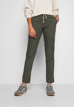 Jack Wolfskin - WINTER PANTS - Pantalones - granite
