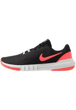 Nike Performance - FLEX CONTROL TR4 - Zapatillas de entrenamiento - black/laser crimson/white/photon dust