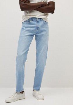 Mango - BOB - Straight leg jeans - bleu clair