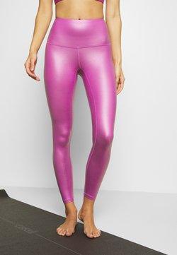 HIIT - LUXE FINISH LEG - Tights - purple