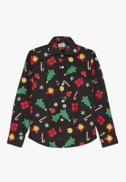 OppoSuits - KIDS CHRISTMAS ICONS - Shirt - black