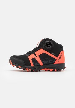 adidas Performance - TERREX BOA MID R.RDY UNISEX - Hikingschuh - core black/footwear white/solar red