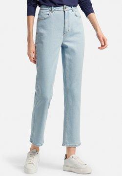 DAY.LIKE - Jeans Straight Leg - bleached denim