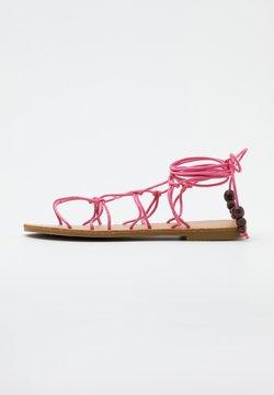 Glamorous - Teensandalen - pink