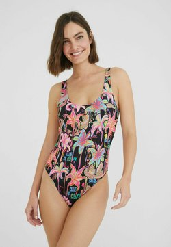 Desigual - DESIGNED BY MARIA ESCOTÉ - Costume da bagno - black