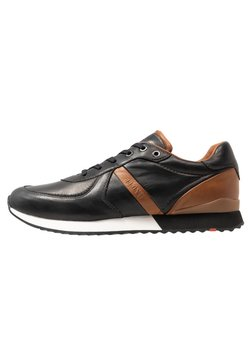 Lloyd - EARLAND - Sneaker low - black/new nature