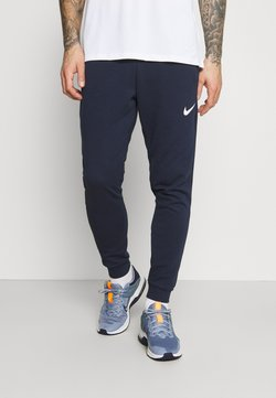 Nike Performance - PANT TAPER - Jogginghose - obsidian/white