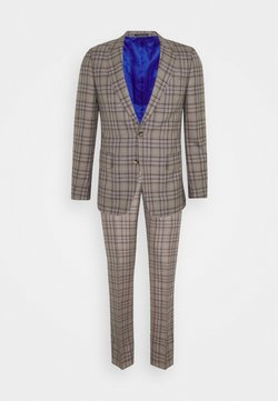 Paul Smith - GENTS TAILORED FIT BUTTON SUIT - Costume - beige