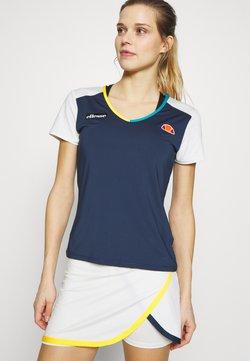 Ellesse - TANDY - T-Shirt print - navy