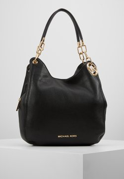 MICHAEL Michael Kors - LILLIE CHAIN TOTESMALL - Handtasche - black