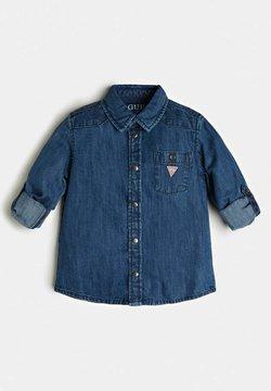 Guess - Hemd - blau