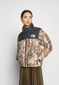 The North Face - 1996 RETRO NUPTSE JACKET - Untuvatakki - kelp tan