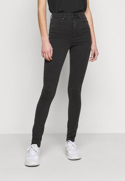 Vero Moda Tall - VMSOPHIA SOFT - Jeans Skinny Fit - dark grey denim