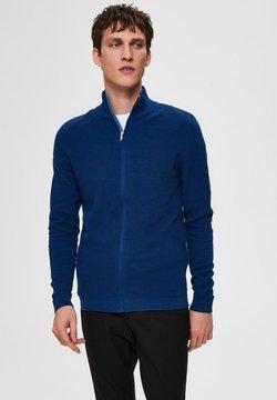 Selected Homme - Cardigan - estate blue