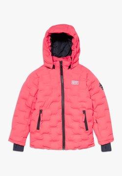 LEGO Wear - LWJIPE 706 - Snowboardjacke - coral red