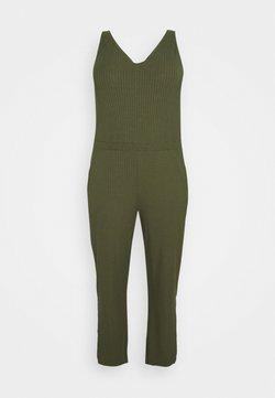 Simply Be - Jumpsuit - khaki