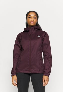 The North Face - QUEST JACKET - Hardshell jacket - root brown