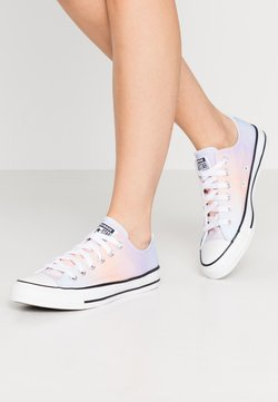 Converse - CHUCK TAYLOR ALL STAR - Matalavartiset tennarit - white/multicolor/black